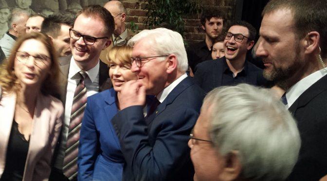Steinmeier würdigt Ehrenamt